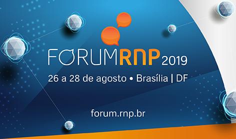 Fórum RNP 2019