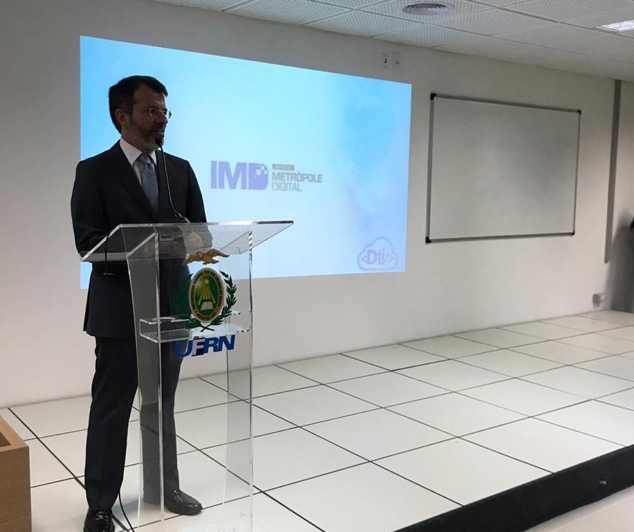 Ciência Conectada, RNP, MCTIC, IMD, PoP-RN, Nelson Simões