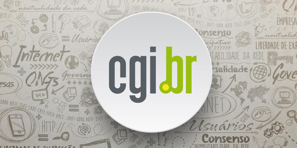 Logomarca do GCI.br