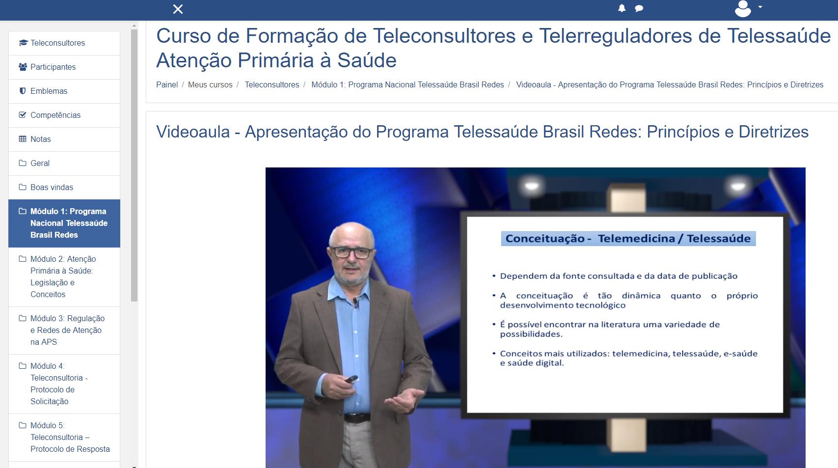Telessaúde Brasil Redes 2