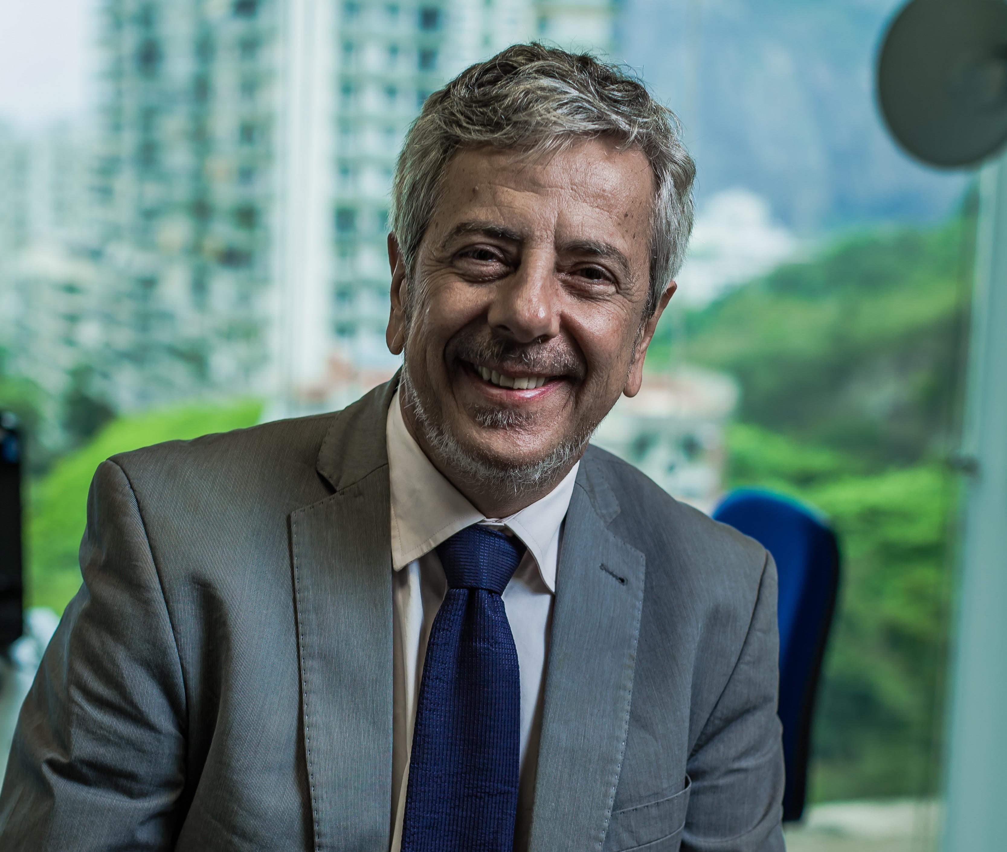Diretor de Engenharia e Operações, Eduardo Grizendi