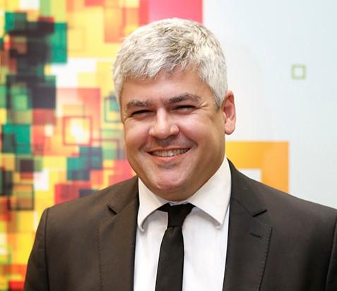 Diretor-adjunto da ESR, Leandro Guimarães