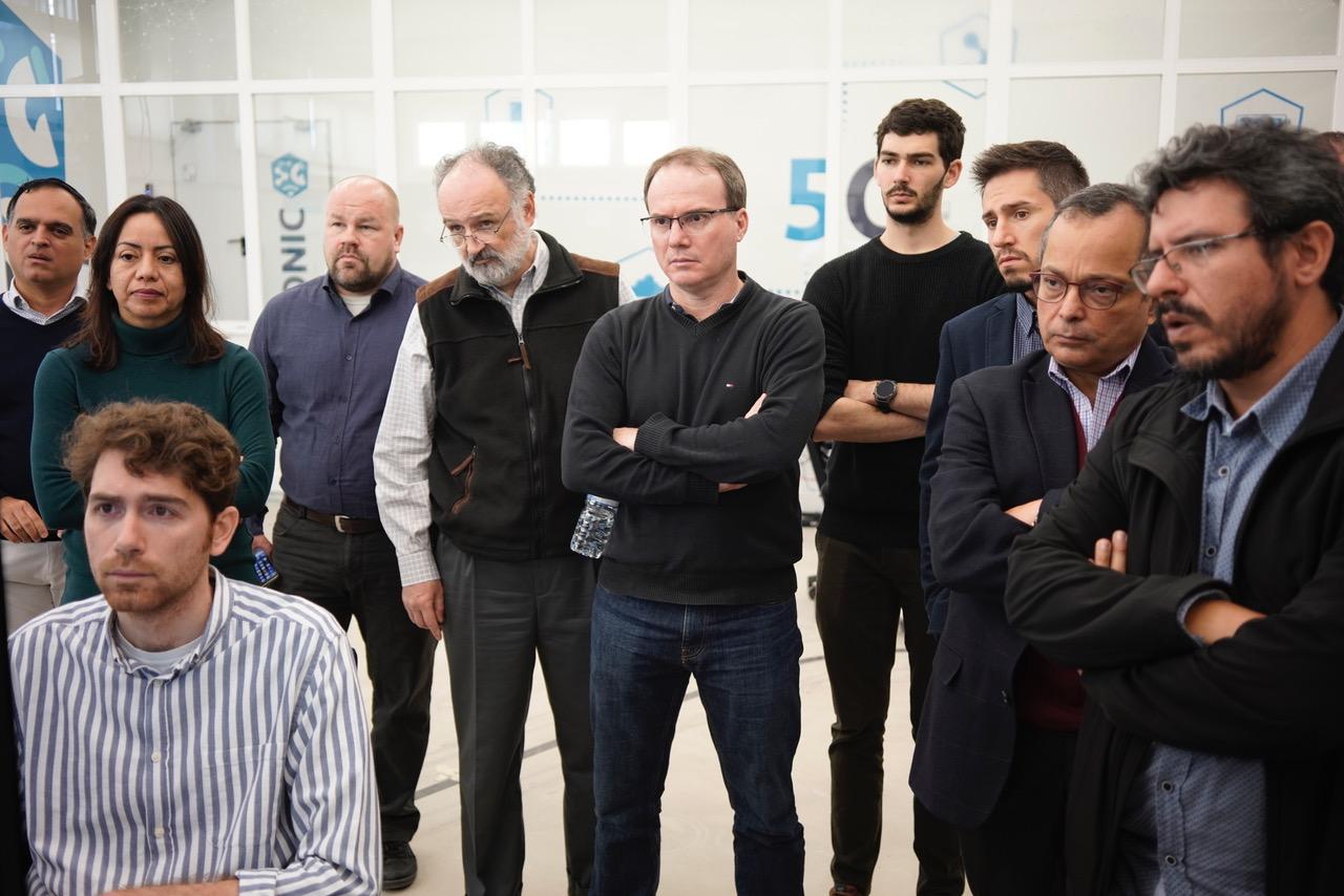 Revisão Interina 5G-Range- Espanha 3-2020