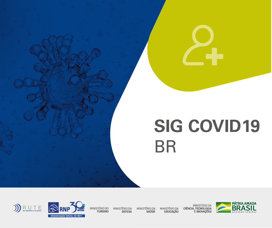 Card do SIG COVID19 BR