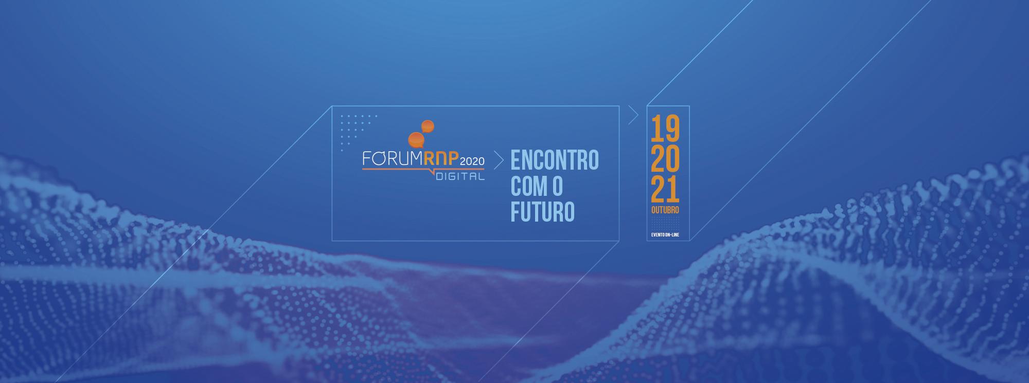 Fórum RNP 2020